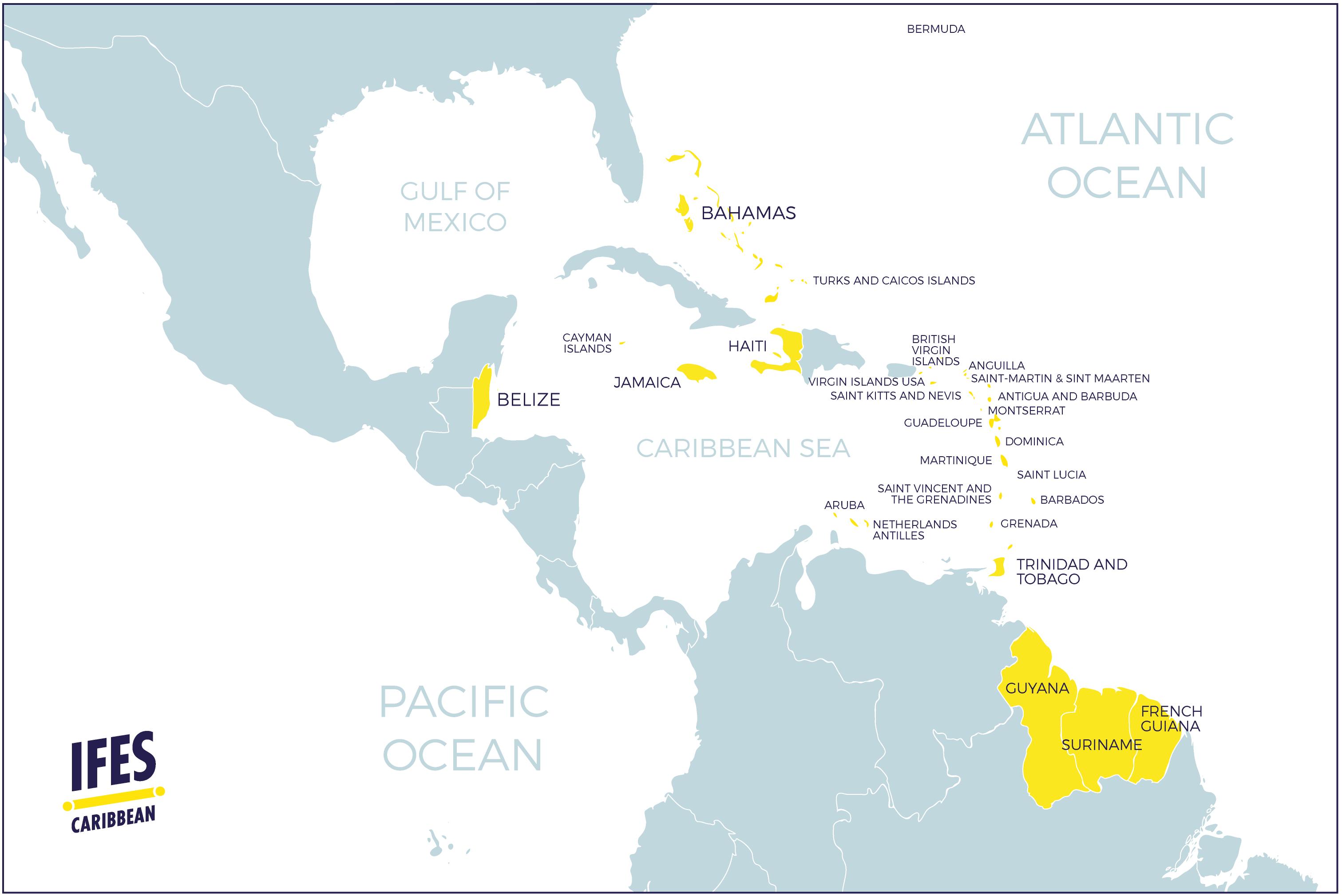 Caribbean · IFES