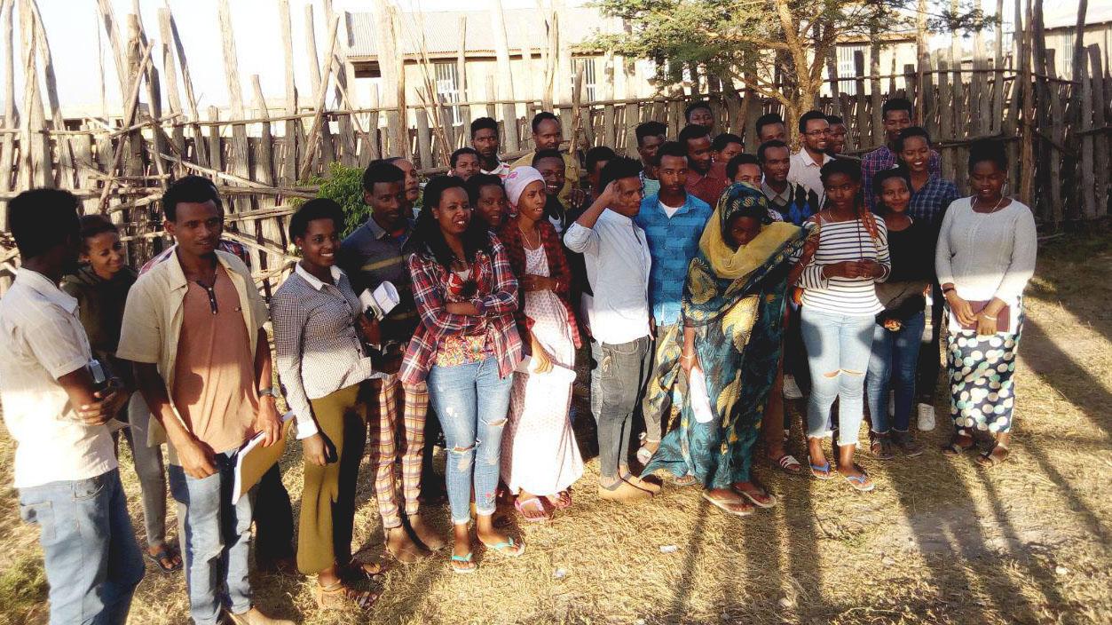 Ethiopia (Africa Month): Watching God work - IFES