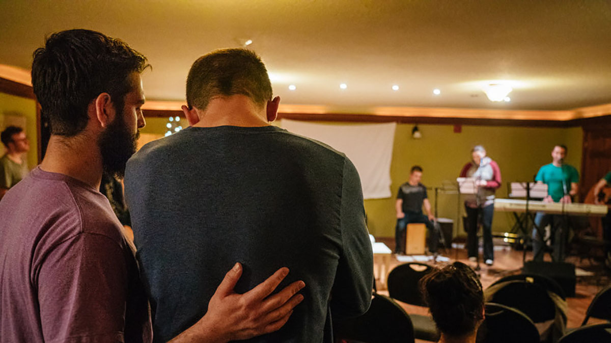 How Daniel is empowering students like Adam to plant new groups