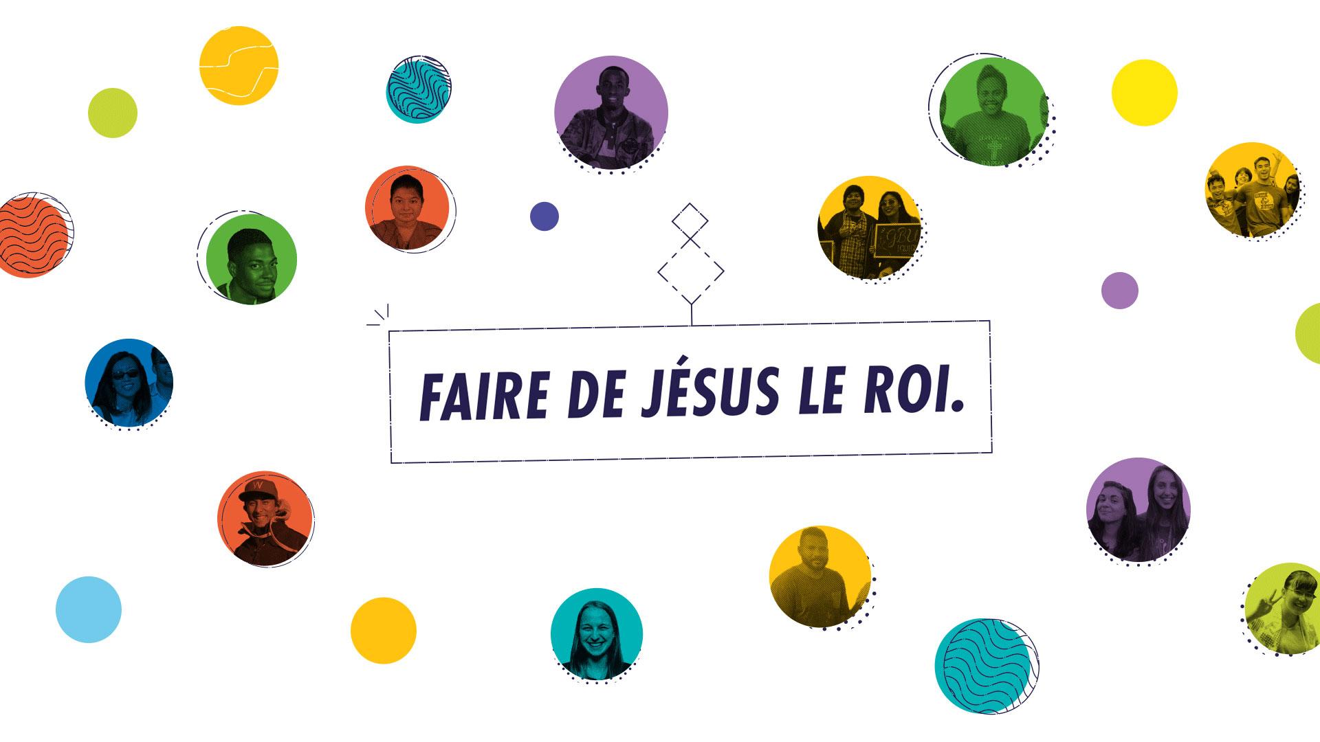 Faire de Jésus le Roi